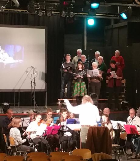 Rythovius Eersel op de planken met 'Musical meets Opera'