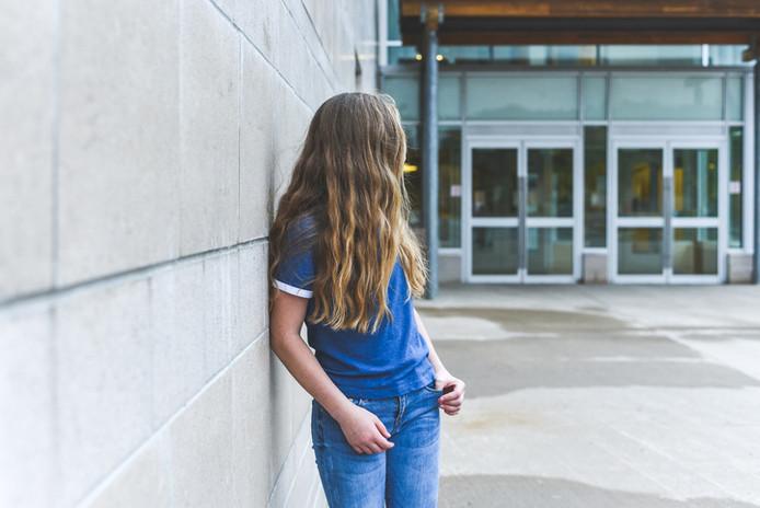 Neuf filles sur dix seront victimes de harcèlement durant leur vie
