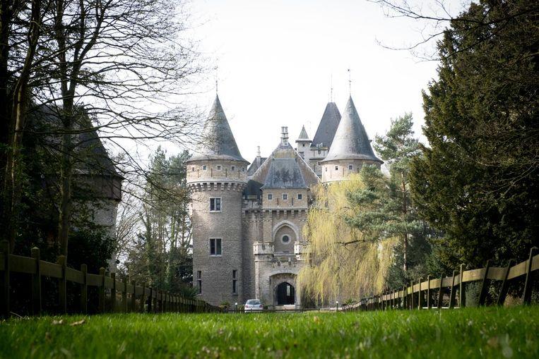 Het kasteel van Zellaer.