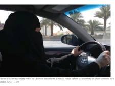 En Arabie saoudite, une femme se filme au volant