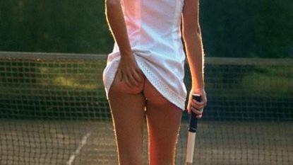 Wachtebeke in de ban van mysterieus tennismeisje