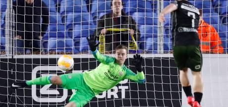 Jonge PSV-keepers Roulaux, Van Osch en Van de Meulenhof de wijde wereld in en op zoek naar speeltijd