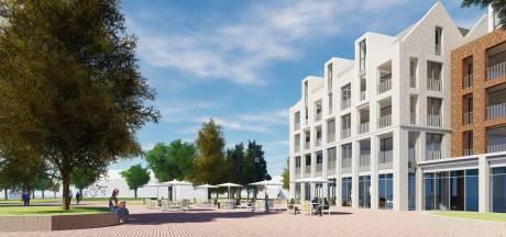 Een waterpartij en een kunstijsbaan: zo gaat het nieuwe dorpsplein van Soesterberg eruit zien