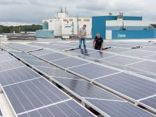 Zonnepanelen op vrieshal in Putten is een ideale combinatie