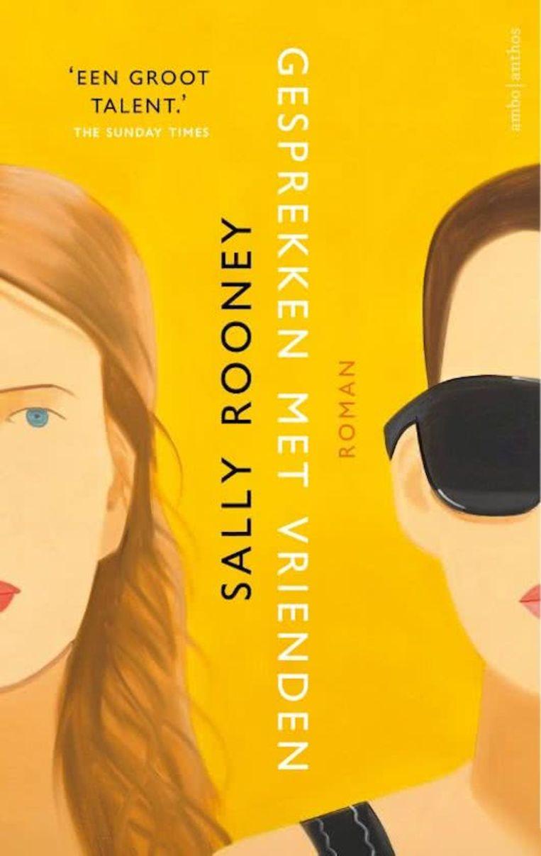 Sally Rooney Gesprekken met vrienden Beeld uitgeverij