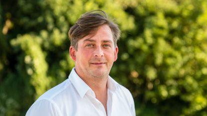 Axel Dobbelaere is nieuwe voorzitter van Open Deinze