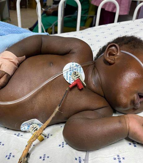 Geen paspoort voor doodzieke dochter  Teleza (11 maanden) van Zundertse Nicole: 'Dit kan haar dood betekenen'