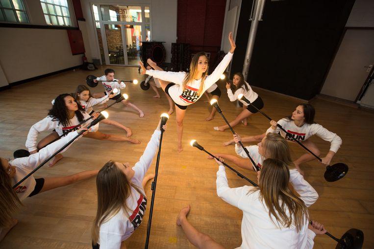 Dansschool Davinia in Sint-Truiden.