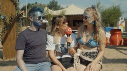 """""""Er was wel een beetje seks"""", festivalgangers vertellen over gisterenavond"""