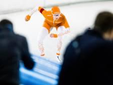 Elisa Dul (20) uit Oene voelt 'leuke spanning' bij debuut op wereldbeker schaatsen in Hamar