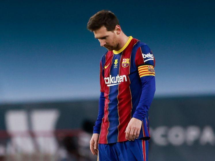 Barça laat zich op rampavond ringeloren door Athletic