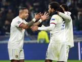 Bespuugde Memphis in de clinch met Lyon-supporters: 'Schandalig'