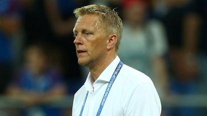 IJsland ziet succescoach Hallgrimsson na zeven jaar vertrekken