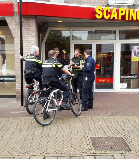 Gewapende overval op Scapino in Winterswijk