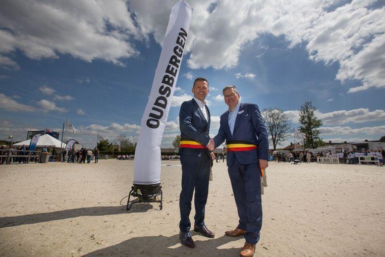 Opglabbeek en Meeuwen-Gruitrode fusioneerden samen tot Oudsbergen.