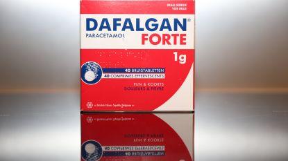 """""""Paracetamol blijft eerste keuze bij symptomen van coronavirus"""""""