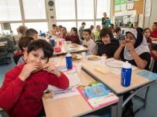 Tielse leerlingen zetten hun tanden in een gezond schoolontbijt