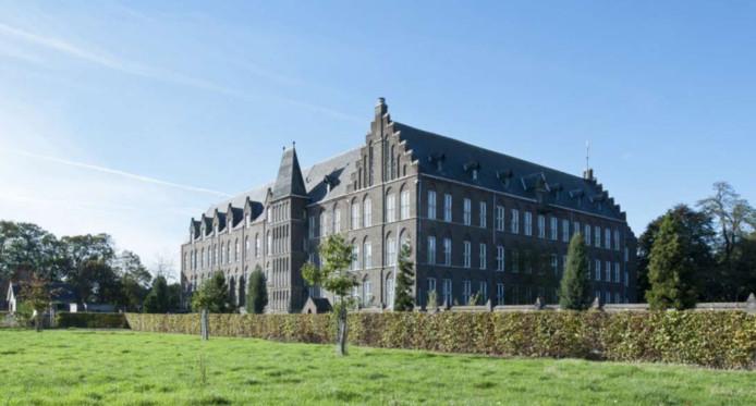 Het voormalige klooster in Koningsbosch.