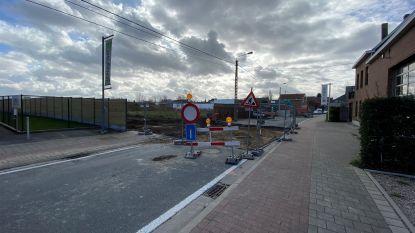 Grote Heerweg in Beveren-Leie maand afgesloten voor doorgaand verkeer