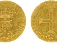 Nederlands muntje uit 1640 levert 160.000 euro op bij veiling