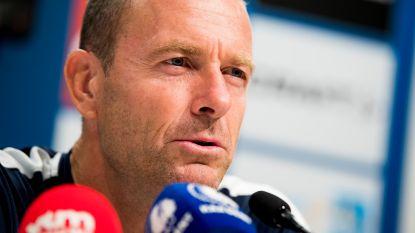 """Thorup zoekt geen revanche, wel de drie punten: """"De helft van mijn team zag bekerfinale niet"""""""