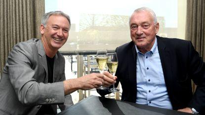 """Marc Degryse zocht Paul Van Himst op: """"Als Anderlecht dan toch Ajax wil nadoen: waarom niet de Paul Van Himst-Arena?"""""""