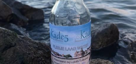Na flesjes hoogwater verkoopt ondernemer uit Tolkamer nu laagwater