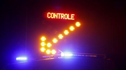C.R.A.S.H-controle van de Gentse flikken: 4 procent van de automobilisten onder invloed, 104 bestuurders reden te snel
