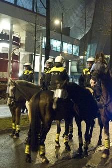 Nog eens acht aanhoudingen na rellen bij ADO-Feyenoord
