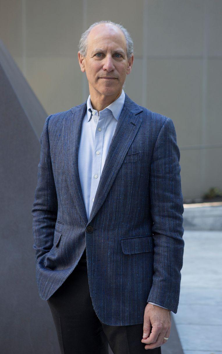 Glenn D. Lowry, directeur van het Museum of Modern Art in New York. Beeld Peter Ross