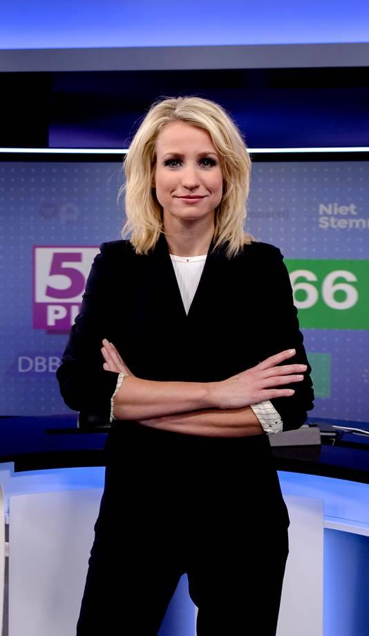 Presentatrice Dionne Stax.