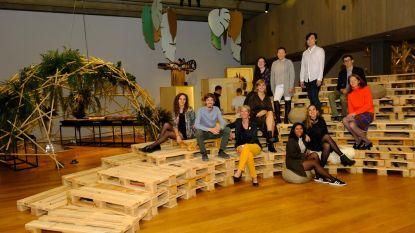 Jongeren nemen MAS over met beestige expo