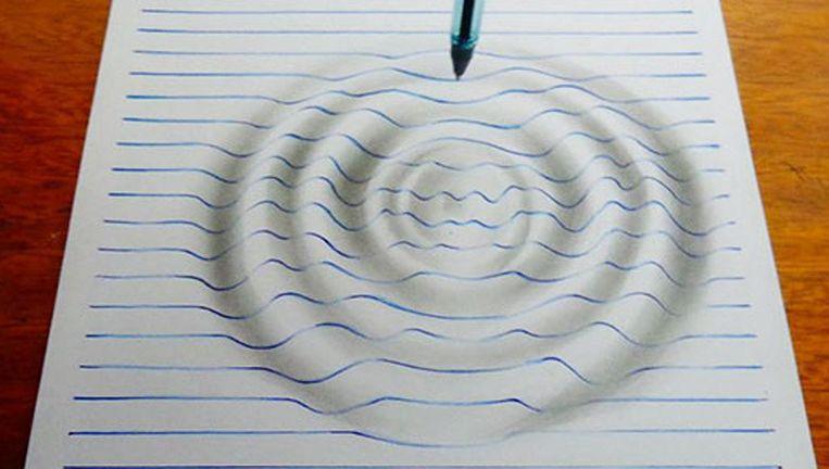 15-jarige maakt indrukwekkende 3d-tekeningen | het leukste van het