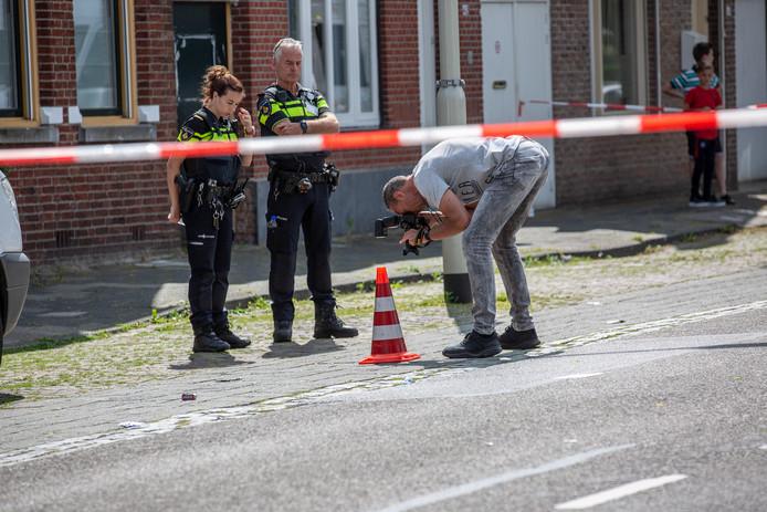 Onderzoek naar schietpartij in Roosendaal.