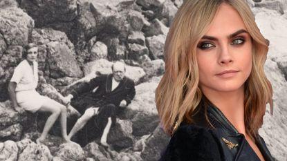 """""""Winston Churchill had affaire met losbandige groottante Cara Delevingne"""": onderzoeker ontdekt tape waarop ultiem bewijs zou staan"""