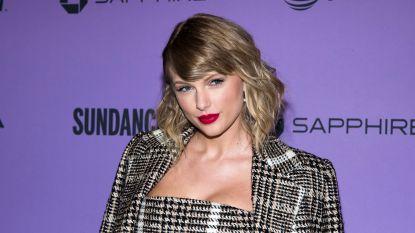 """""""Iemand zei dat ik zwanger was en dus stopte ik met eten"""": Taylor Swift onthult eetstoornis in nieuwe docu"""
