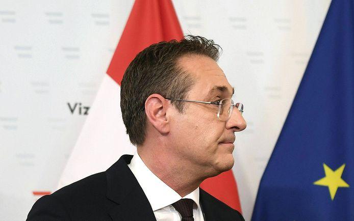 FPÖ-kopstuk Heinz-Christian Strache maakte op zaterdag, een dag na de publicatie van de video, bekend op te stappen als vicekanselier.