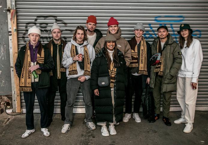 Het team van FreshCotton, de vetste en grootste streetwearwebshop van Nederland, nee, van de wereld.