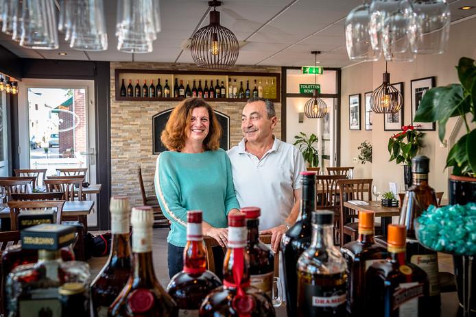 Na 25 jaar stoppen Attilio Disario en zijn vrouw José met hun restaurant La Sirena.