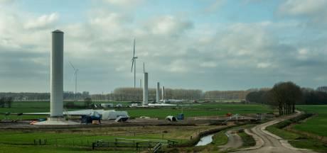 Bouw van windmolens loopt vertraging op door... te veel wind