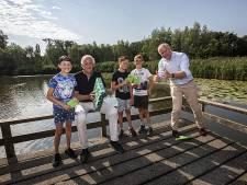 Jonge 's-Gravenzanders krijgen pluim van locoburgemeester voor opruimen van zwerfafval