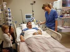 Kinderen beter begeleid bij bezoek aan intensive care van het Albert Schweitzer ziekenhuis