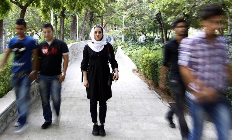 Newsha Tavakolian Beeld ANP