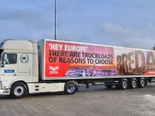 Bredase 'trots op wielen' gaat Europa in