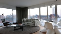 WOONVIDEO: Een nieuwe flat in de stad voor amper 160.000 euro