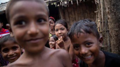 VN bang voor 'verloren generatie' Rohingyakinderen