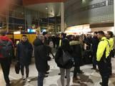 Teruglezen: Treinverkeer langzaam op gang, ook morgen overlast op spoor