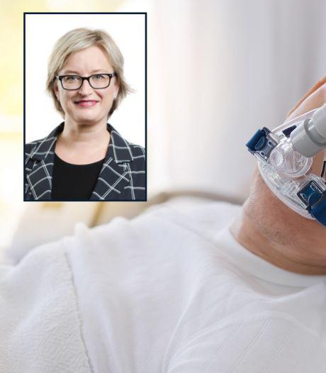 Slaapdeskundige: 'Blaasinstrument kan voor sommige patiënten wondermiddel tegen slaapapneu zijn'