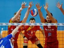 Dynamo en Lycurgus gaan gewoon volleyballen op Nieuwjaarsdag
