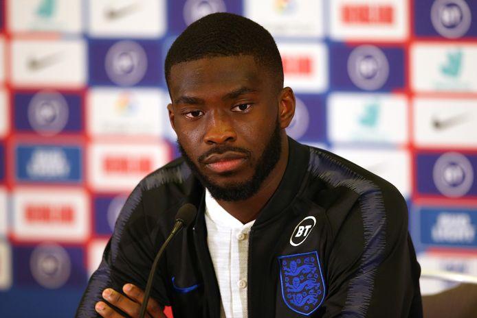 Chelsea-verdediger Fikayo Tomori (21) kan vrijdag zijn debuut maken in de nationale ploeg van Engeland.
